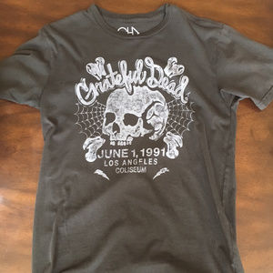 Chaser Grateful Dead Band Shirt - Small
